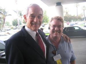 Mike and Ron Paul